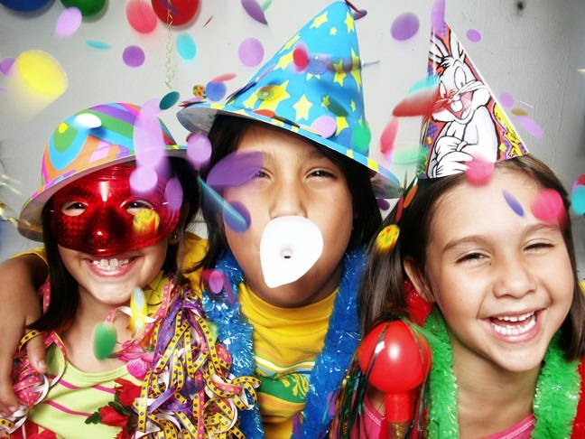Ideas for a Fun New Year's Eve with the Kids