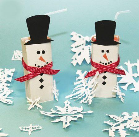 Snowmen Craft