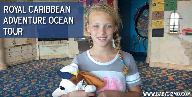 Royal Caribbean Adventure Ocean Kids Program