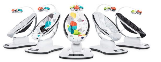 4moms MamaRoo Infant Seat Review