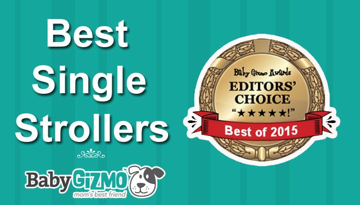 Best Single Strollers – Baby Gizmo Awards 2015