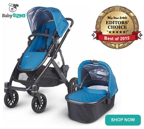 Best Stroller Uppababy Vista