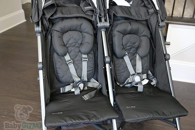 UPPAbaby G-Link Double Stroller Review (Video)