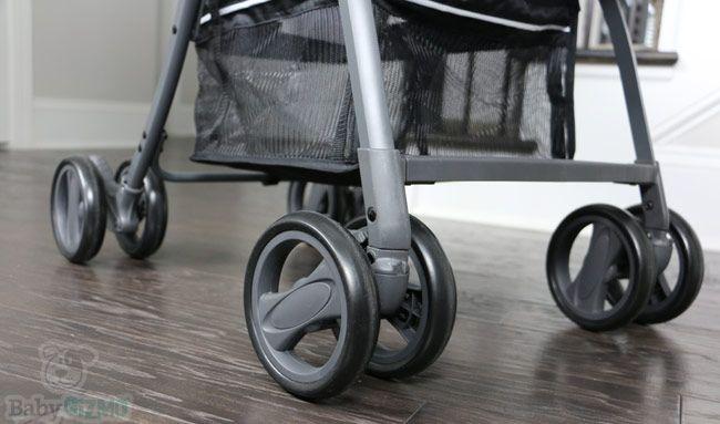 Joovy Balloon wheels
