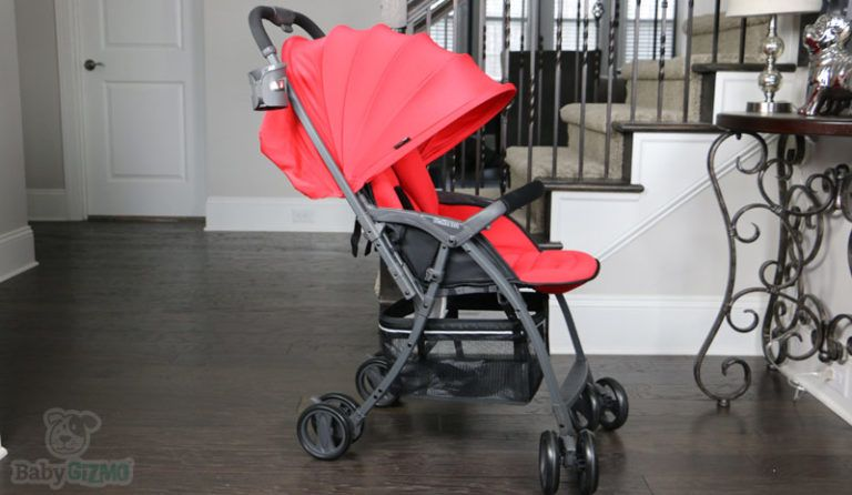 Joovy Balloon Stroller Review and Video