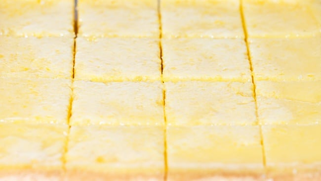 Luscious Lemon Bars 1