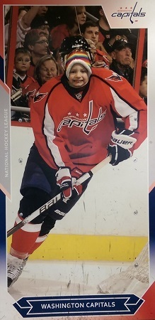 Washington Capitals stand-in