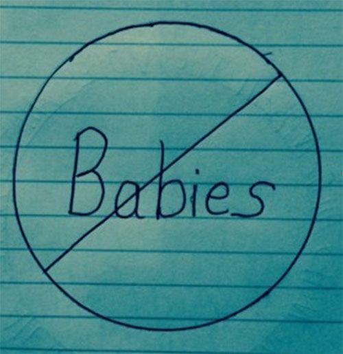 babies sign