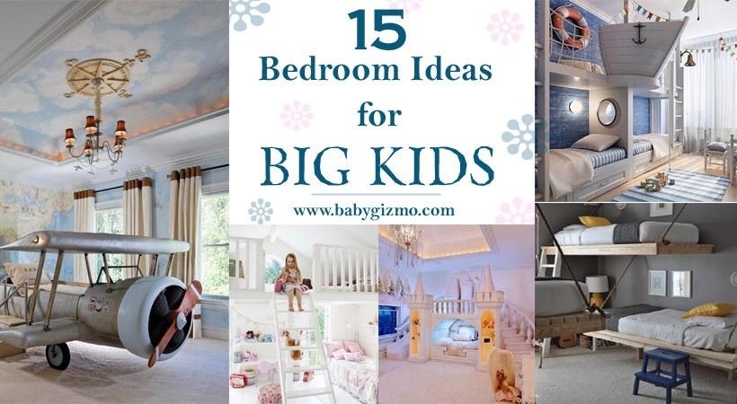 big kid rooms