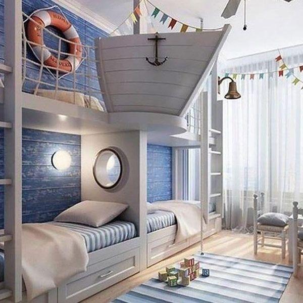 Nautical Room