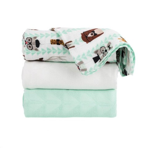 Review: Tula Baby Blankets