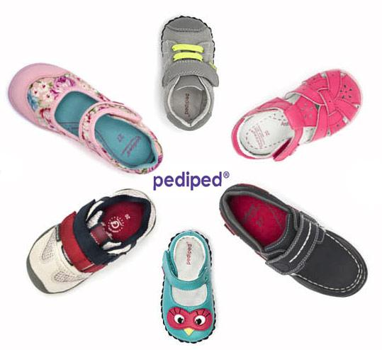 pediped spring and summer