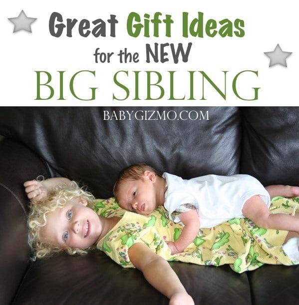 Big siblings gift ideas