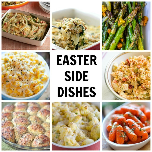 8 Easter Side Dishes