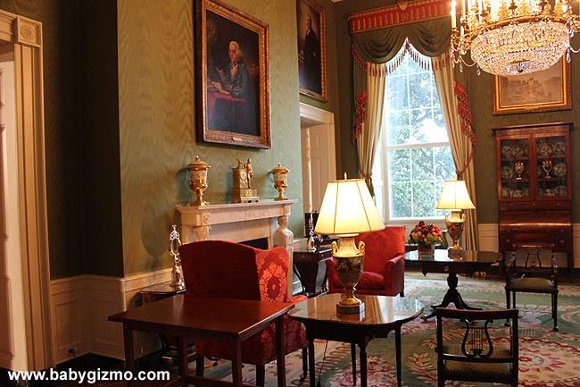 White house tour