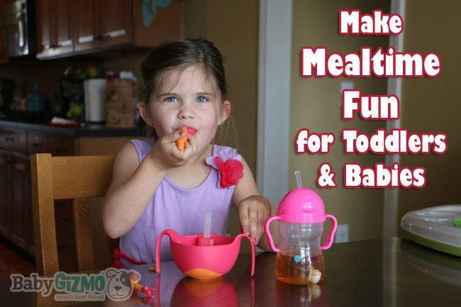 toddler mealtime tips