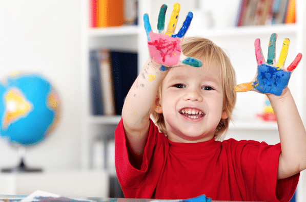 April Showers, Bring May Flowers: 7 Rainy Day Activities For Your Preschoolers