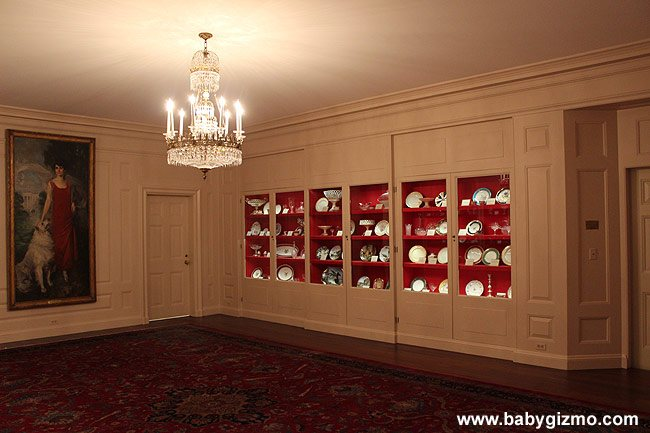 White House China Room