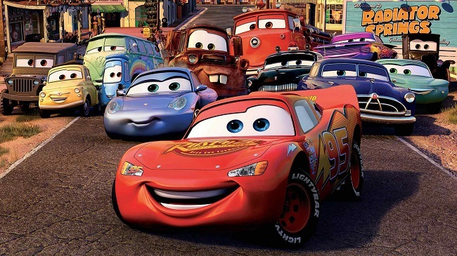 Disney Pixar Cars movie, preschool movie recommendations