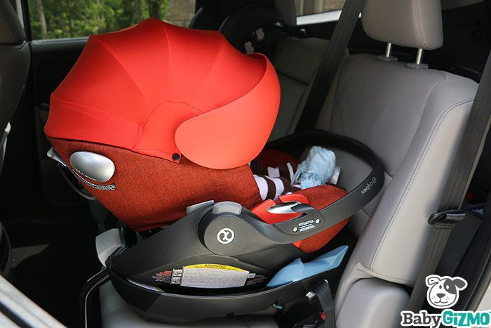 Cybex Cloud Q Infant Car Seat Review (VIDEO)