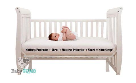 Mom hack Crib mattress