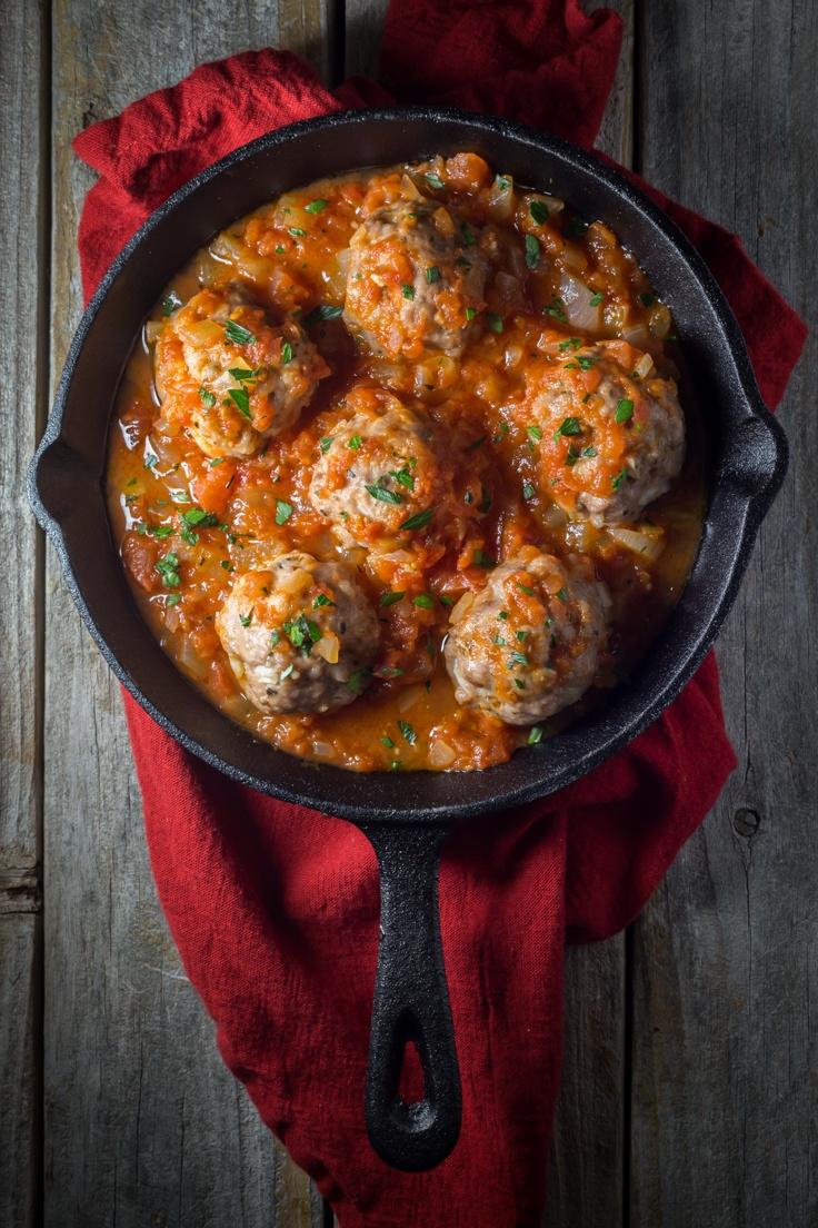 Oven-Baked-Italian-Meatballs