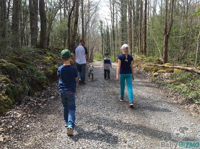 Hiking in Gatlinburg
