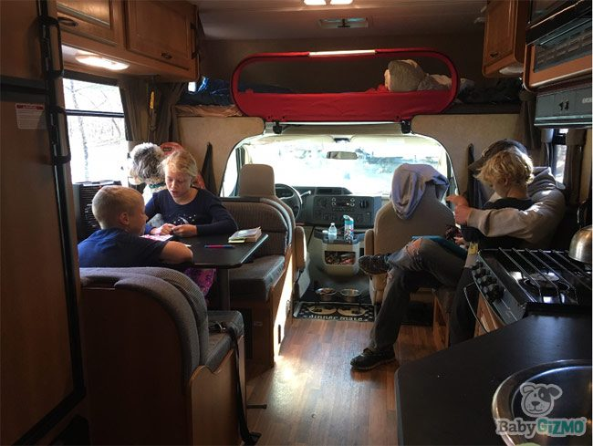 RV Rental Travel