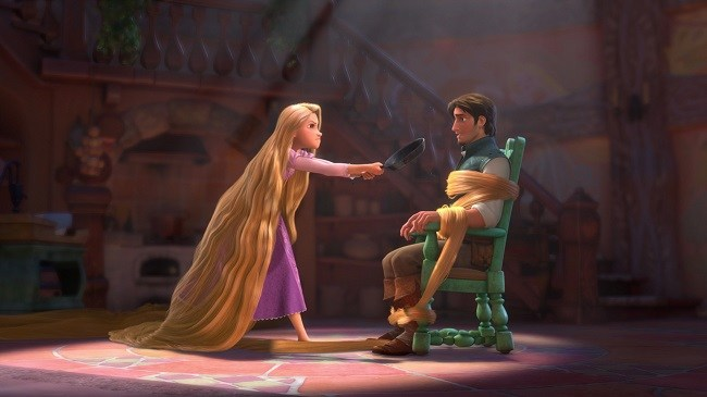 Disney Tangled movie, preschool movie recommendations