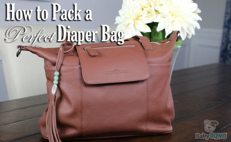 How to Pack the Perfect Diaper Bag with the Lily Jade Madeline (GIVEAWAY)
