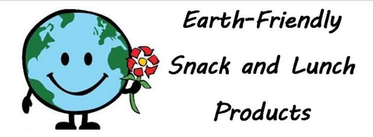 Reduce,Reuse,Recycle: Snack and Lunch Products