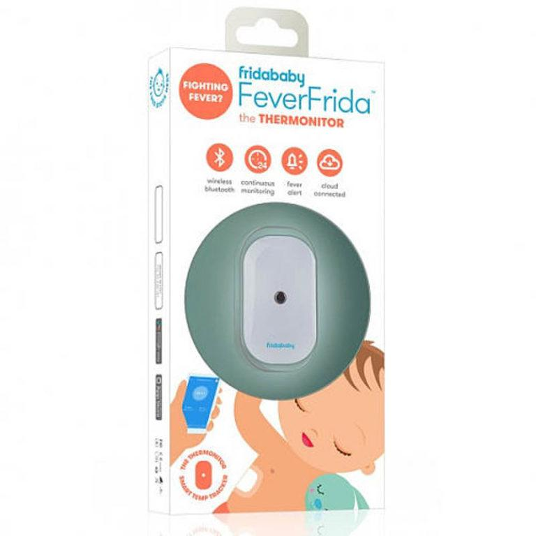 Review: fridababy's FeverFrida iThermonitor