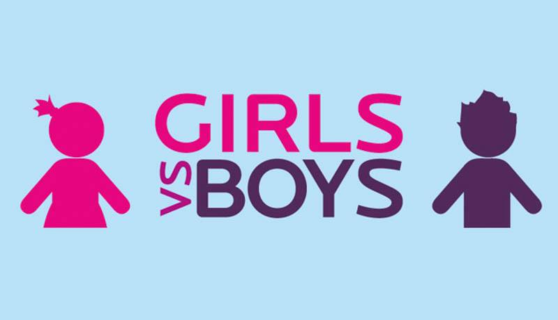 girls-vs-boys difference