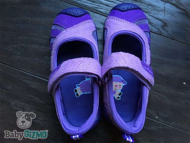 Mom Hacks Toddler Shoes
