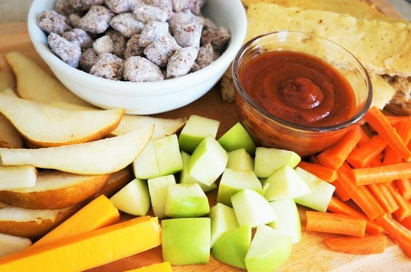 preschool snack idea dog food