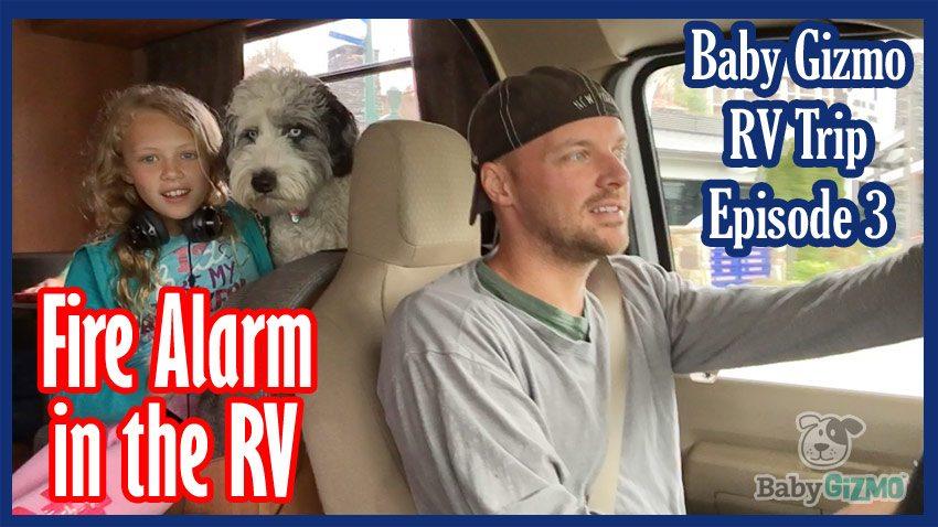 rv fire alarm