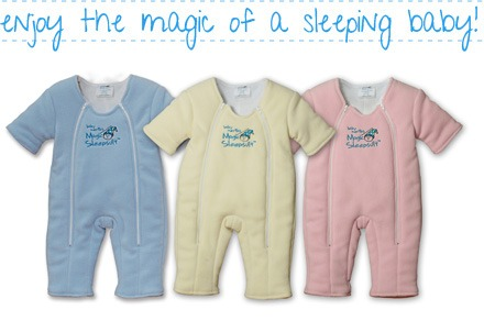 Our Experience with the Baby Merlin's Magic Sleepsuit