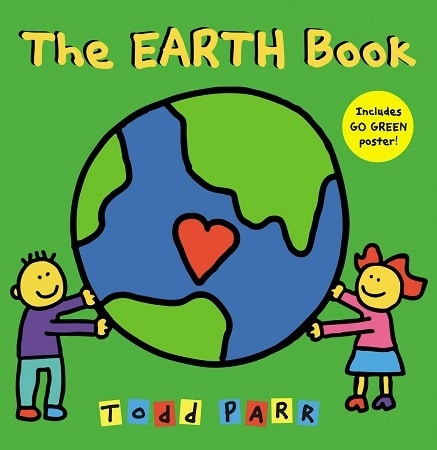 the earth book todd parr
