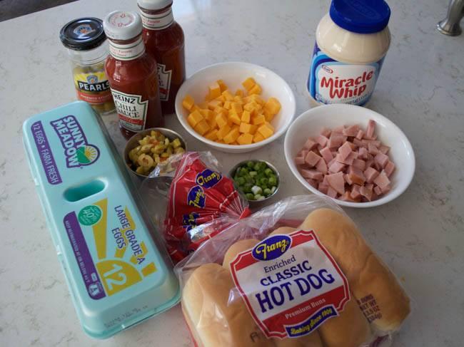 hamroll ingredients