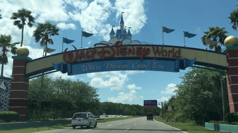Walt Disney World with Kids – Day One