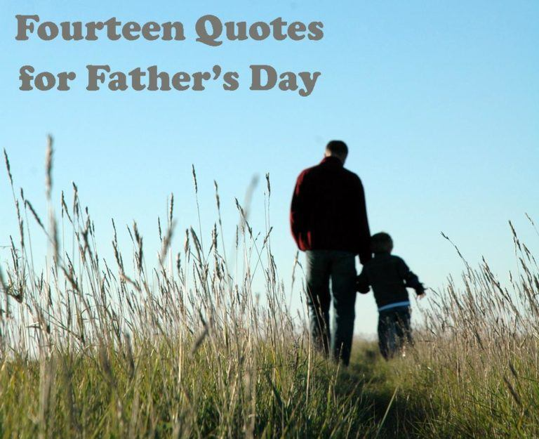 Fabulous Father's Day Quotes