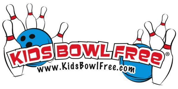 Free Kids Bowling All Summer Long!