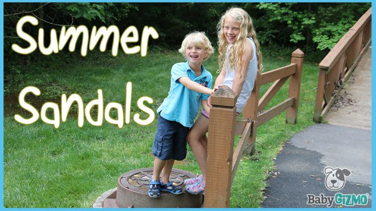 Getting Ready for Summer with Pediped Sandals
