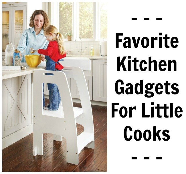 Favorite Kitchen Gadgets For Little Cooks