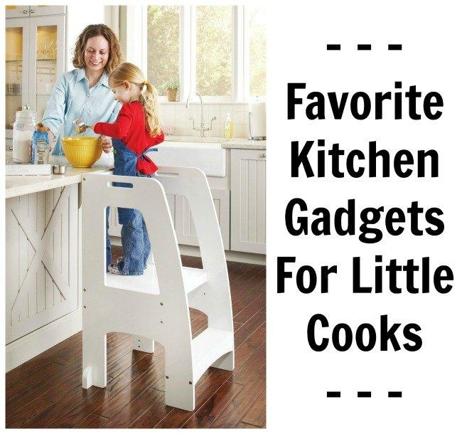 Favorite Kitchen Gadgets For Little Cooks