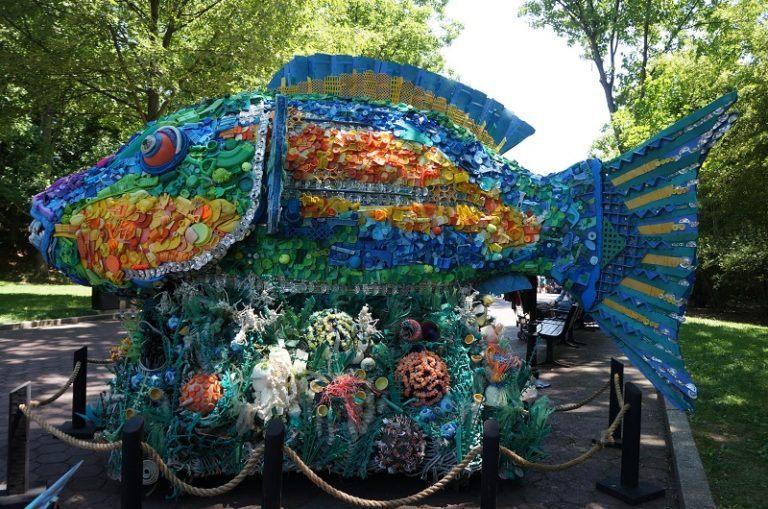 Visit: Washed Ashore at the National Zoo