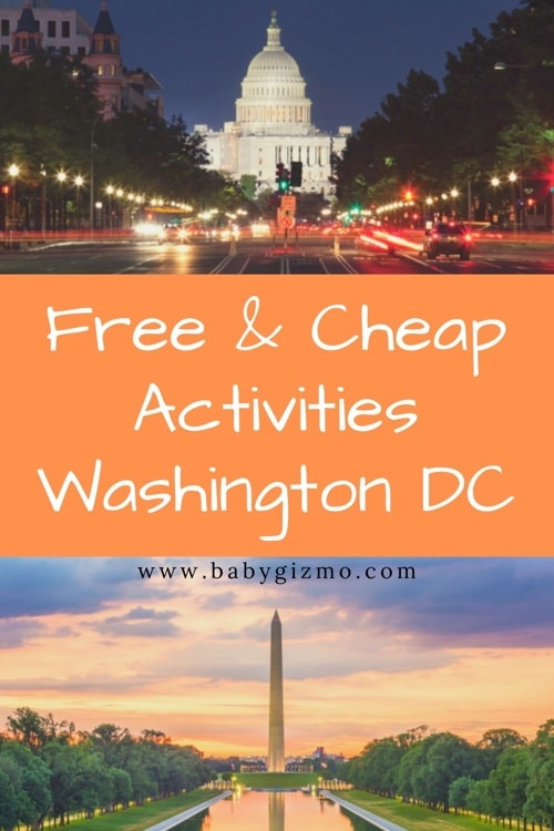 Free and Cheap Summer Fun in Washington, D.C.