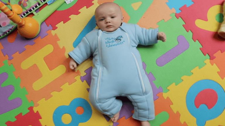 Baby Merlin Magic Sleepsuit Review