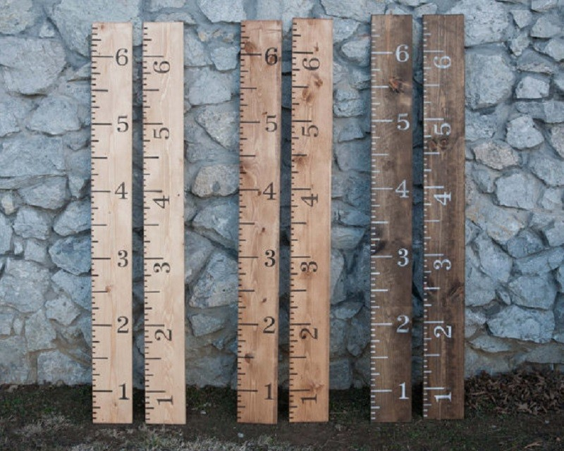 Review Ruler Growth Chart From Twisted K Baby Gizmo