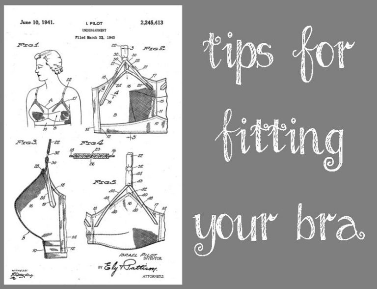 Tips for Fitting Your Bra